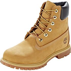 """Timberland Premium 6"""" Boots Women, wheat nubuck"""